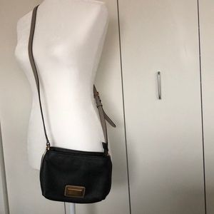 Genuine Leather Marc by Marc Jacobs Crossbody Bag